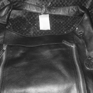 Michael Kors Black Leather Shoulder bag 38T2CCBL4L